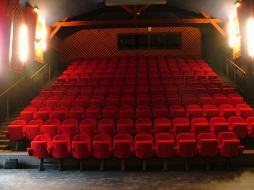 La salle de spectacle Le Quai des Arts